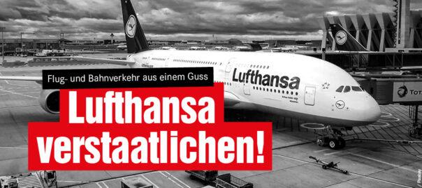 Lufthansa verstaalichen
