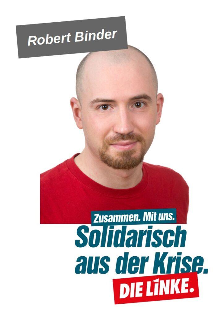 Unser Kandidat für die Landtagswahl '21 aus dem Main-Tauber-Kreis: Robert Binder